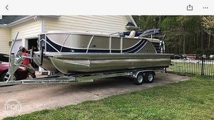 Used South Bay 523 RS Pontoon Boat For Sale