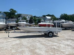 Used Mirage Manufacturing tps Flats Fishing Boat For Sale