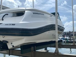 Used Bombardier Utopia 185 Jet Boat For Sale