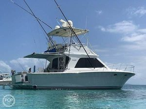 Used Blackfin 38 Convertible Sports Fishing Boat For Sale