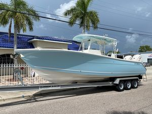 New Cobia 320 CC Center Console Fishing Boat For Sale