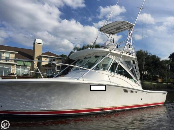 Used Luhrs 32 open Sports Fishing Boat For Sale