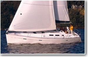Used Beneteau 373 Racer and Cruiser Sailboat For Sale