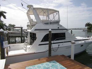 Used Hi-Star Flybridge Convertible Flybridge Boat For Sale