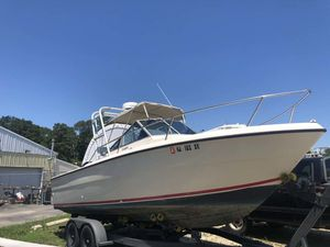 Used Pursuit Tiara 2500 Cuddy Cabin Boat For Sale