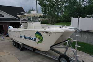 Used World Cat 29 Center Console Center Console Fishing Boat For Sale