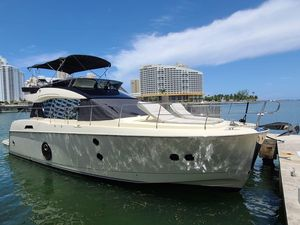 Used Monte Carlo Yachts 50 Flybridge Boat For Sale
