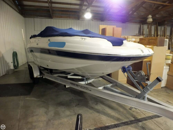Used Chaparral Sunesta 210 Deck Boat For Sale