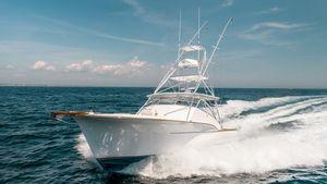 Used Buddy Davis 44 Express Custom Carolina Saltwater Fishing Boat For Sale