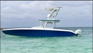 Used Custom Todomar 430 Center Console Fishing Boat For Sale