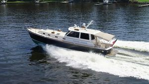 Used Grand Banks 49 Eastbay SX Downeast Fishing Boat For Sale