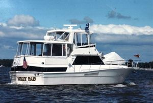 Used Viking 44 Aft Cabin Motoryacht Motor Yacht For Sale