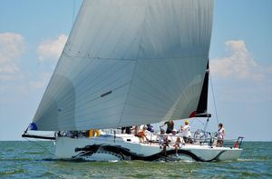 Used J Boats J/121 Racer Sailboat For Sale