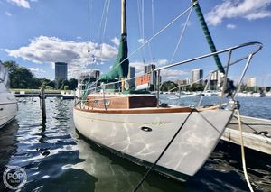 Used Cheoy Lee Offshore 32 Richards Racer and Cruiser Sailboat For Sale