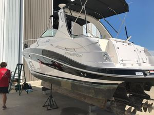 Used Four Winns 318 Vista Power Cruiser Boat For Sale