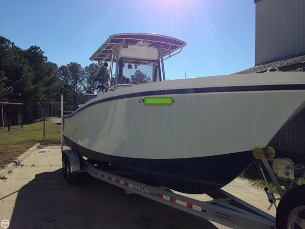 Used Mako 261b Center Console Center Console Fishing Boat For Sale
