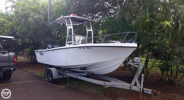 Used Mako 21 Center Console Center Console Fishing Boat For Sale