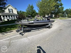 Used Stratos VLO 189 Bass Boat For Sale