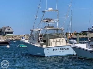 Used Egg Harbor 36 Sports Fishing Boat For Sale