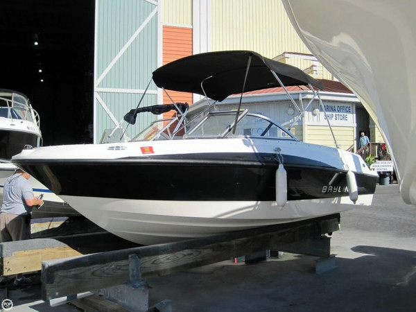 Used Bayliner 190 BR Bowrider Boat For Sale