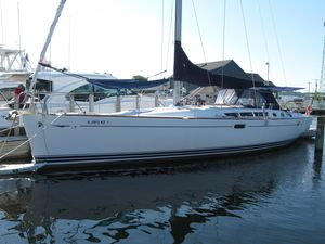 Used Jeanneau 49 Sun Odyssey Sloop Sailboat For Sale