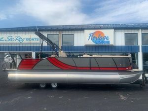 New South Bay 525SL Pontoon Boat For Sale