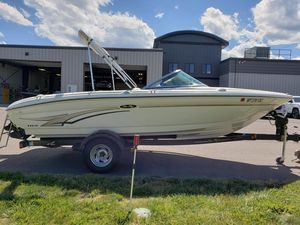 Used Sea Ray 182 Bow Rider Runabout Boat For Sale