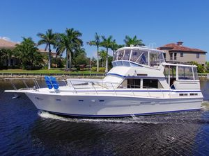 Used Viking 44 Motor Yacht Aft Cabin Boat For Sale