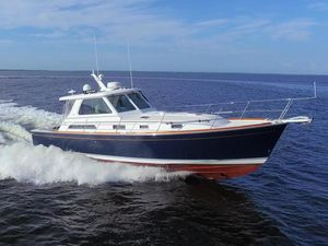Used Sabre 38 Express Downeast Fishing Boat For Sale
