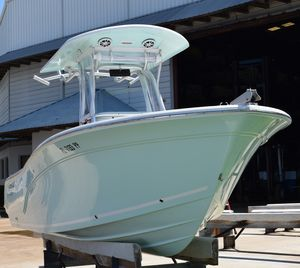 Used Sea Fox 246 Commander Center Console Fishing Boat For Sale