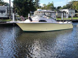 Used Grady White Marlin 300 Cuddy Cabin Boat For Sale