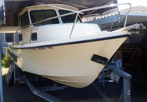 Used Parker 2320 Pilothouse Boat For Sale