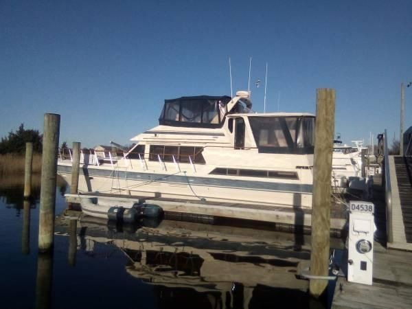 Used Vista Motor Yacht For Sale