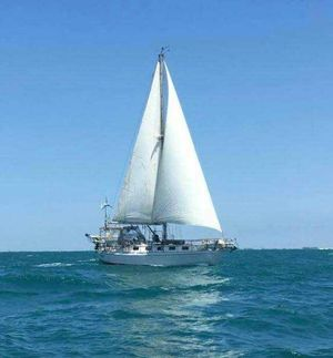 Used Custom Barens Seatrader 32 Antique and Classic Boat For Sale