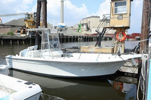 Used Wellcraft 23 Fisherman Center Console Fishing Boat For Sale