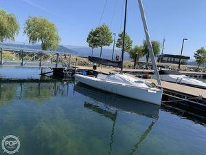 Used Beneteau Seascape 18 Daysailer Sailboat For Sale