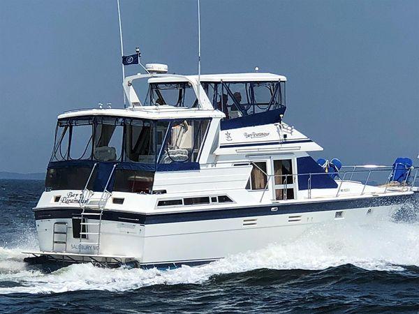 Used Hi Star 44 Sedan Motor Yacht For Sale