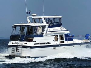 Used Hi-Star 44 Sedan Motor Yacht For Sale