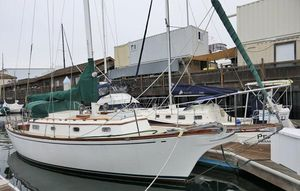Used Fuji 35 Cruiser Sailboat For Sale