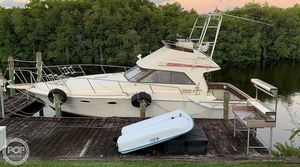 Used Trojan 10 Meter International Sedan Flybridge Sports Fishing Boat For Sale