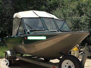 Used Weldcraft 18 Renegade Aluminum Fishing Boat For Sale