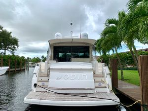 Used Riviera 5400 Sport Yacht Express Cruiser Boat For Sale