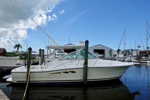 Used Rampage 34 Express Saltwater Fishing Boat For Sale