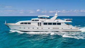Used Broward Raised Pilot House Motor Yacht Motor Yacht For Sale