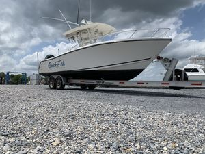 Used Mako 284 Center Console Fishing Boat For Sale