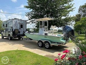 Used G3 Bay 20 DLX Aluminum Fishing Boat For Sale