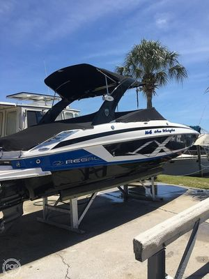 Used Regal 27 Fasdeck RX Deck Boat For Sale