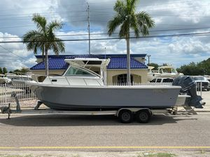 New Parker 2810 XLD Sports Fishing Boat For Sale
