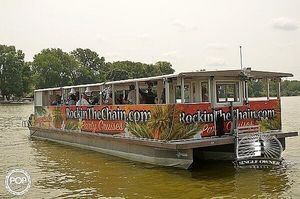 Used Sightseer Marine Sightseer Commercial Boat For Sale