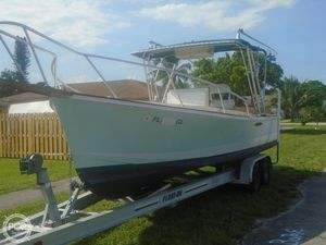 Used Gulfstream Boats Morgan 25 CC Center Console Fishing Boat For Sale